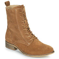 Shoes Women Mid boots Betty London ORYPE Cognac