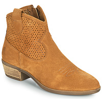 Shoes Women Mid boots Betty London OGEMMA Cognac