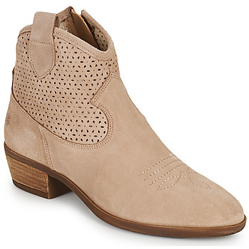 Shoes Women Mid boots Betty London OGEMMA Beige