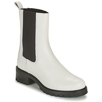 Shoes Women Mid boots Betty London OLANDI White