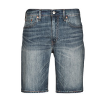 Clothing Men Shorts / Bermudas Levi's 405 Standard Short Blue