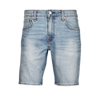 Clothing Men Shorts / Bermudas Levi's 411 Slim Short Blue
