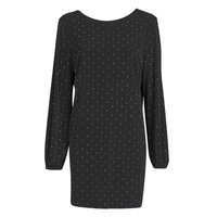 Clothing Women Short Dresses Guess SORAYA Dress Black