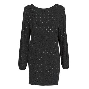 Clothing Women Short Dresses Guess SORAYA Dress Black