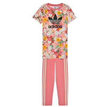 Clothing Girl Sets & Outfits adidas Originals RETENI Multicolour