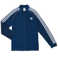 Clothing Children Track tops adidas Originals GN8452 Blue