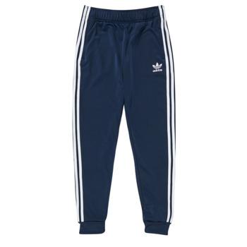 Clothing Children Tracksuit bottoms adidas Originals GN8454 Blue