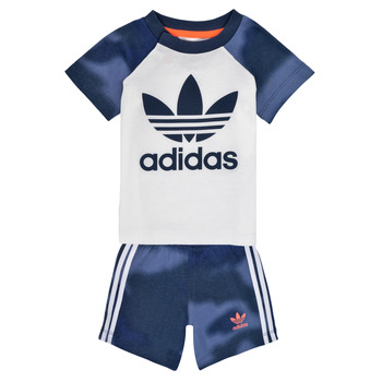 Clothing Boy Sets & Outfits adidas Originals GN4110 White