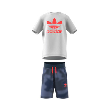 Clothing Boy Sets & Outfits adidas Originals GN4123 White