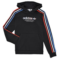 Clothing Children Sweaters adidas Originals GN7496 Black