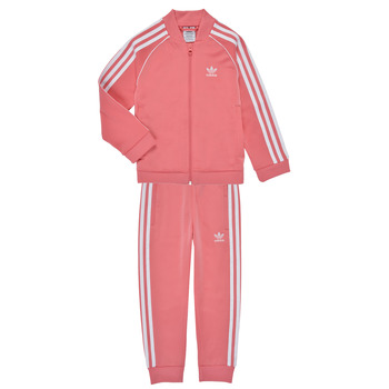 Clothing Children Tracksuits adidas Originals GN7703 Multicolour