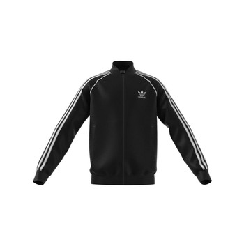 Clothing Children Track tops adidas Originals TREDYU Black