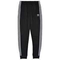 Clothing Children Tracksuit bottoms adidas Originals GIANNY Black