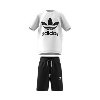 Clothing Children Sets & Outfits adidas Originals COLIPA White