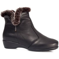 Shoes Women Snow boots Calzamedi ANKLE BOOTS  POLAR W 0640 BLACK