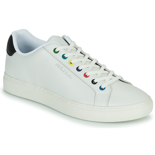 Shoes Men Low top trainers Paul Smith REX White