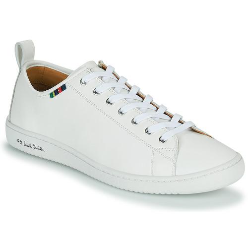 Shoes Men Low top trainers Paul Smith MIYATA White