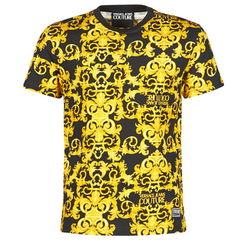 Clothing Men Short-sleeved t-shirts Versace Jeans Couture TIKI Multicolour