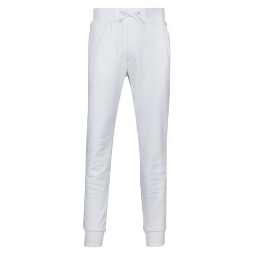 Clothing Men Tracksuit bottoms Versace Jeans Couture DERRI White / Gold
