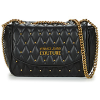 Bags Women Shoulder bags Versace Jeans Couture MAYA Black