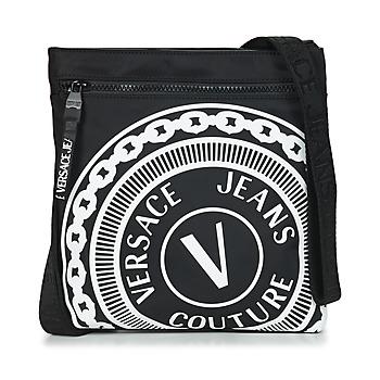 Bags Men Pouches / Clutches Versace Jeans Couture SOLEDA Black / White