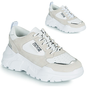 Shoes Women Low top trainers Versace Jeans Couture MARTESI White