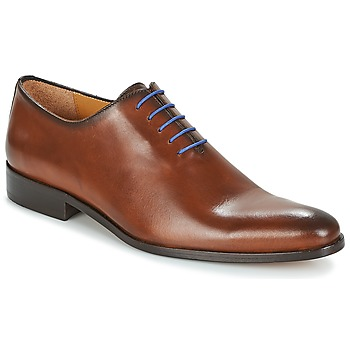 Shoes Men Brogues Brett & Sons FREDY Cognac