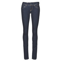 Clothing Women Slim jeans Pepe jeans NEW BROOKE Blue / Raw / M15