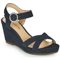 Shoes Women Sandals JB Martin QUERIDA Marine