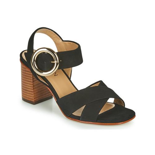 Shoes Women Sandals JB Martin 1NICKY Black