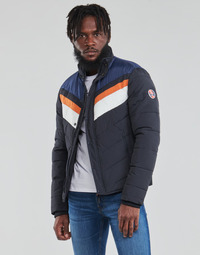 Clothing Men Jackets Teddy Smith B-SKI Marine