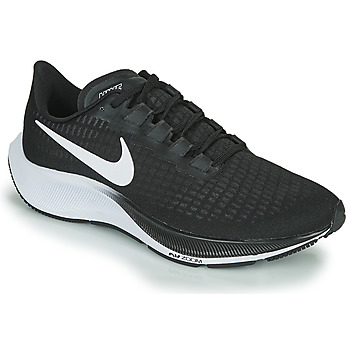 Shoes Men Running shoes Nike AIR ZOOM PEGASUS 37 Black / White