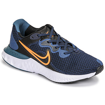 Shoes Men Running shoes Nike RENEW RUN 2 Blue