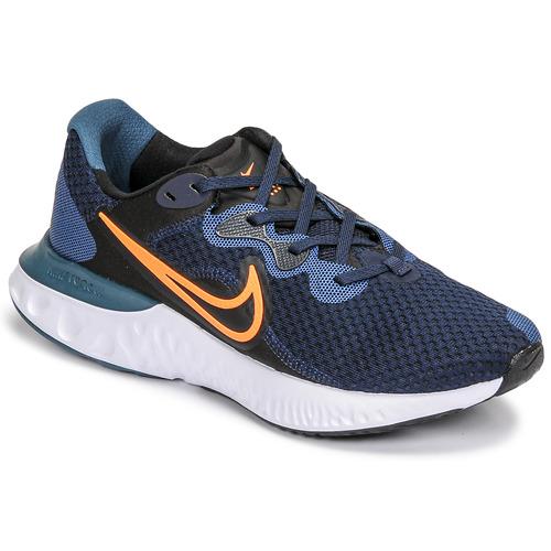 Shoes Men Running shoes Nike RENEW RUN 2 Blue