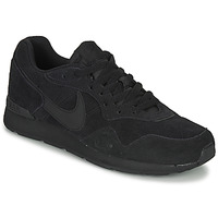 Shoes Men Low top trainers Nike VENTURE RUNNER SUEDE Black