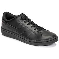 Shoes Men Low top trainers Nike COURT ROYALE 2 LOW Black
