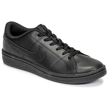 Shoes Men Low top trainers Nike COURT ROYALE 2 LOW Black
