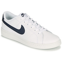 Shoes Men Low top trainers Nike COURT ROYALE 2 LOW White / Blue