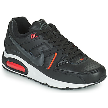 Shoes Men Low top trainers Nike AIR MAX COMMAND Black / Grey