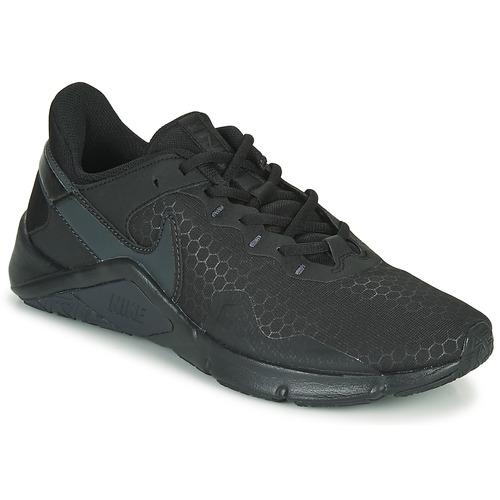 Shoes Men Multisport shoes Nike LEGEND ESSENTIAL 2 Black / Grey