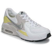 Shoes Women Low top trainers Nike AIR MAX EXCEE White / Yellow