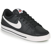 Shoes Women Low top trainers Nike COURT LEGACY Black / White