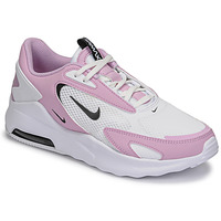 Shoes Women Low top trainers Nike AIR MAX MOTION 3 White / Pink