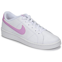 Shoes Women Low top trainers Nike COURT ROYALE 2 White / Purple