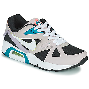 Shoes Women Low top trainers Nike AIR MAX STRUCTURE Black / Grey / Blue