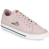 Shoes Women Low top trainers Nike COURT LEGACY VALENTINE'S DAY Pink