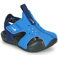 Shoes Boy Sliders Nike SUNRAY PROTECT 2 TD Blue