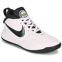 Shoes Children Multisport shoes Nike TEAM HUSTLE D 9 GS White / Black