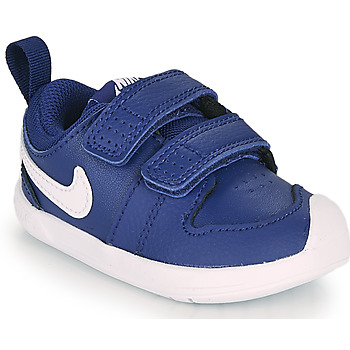 Shoes Boy Low top trainers Nike Pico 5 TD Blue / White