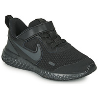 Shoes Children Multisport shoes Nike Revolution 5 PS Black